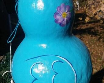 Bluebird Gourd Birdhouse