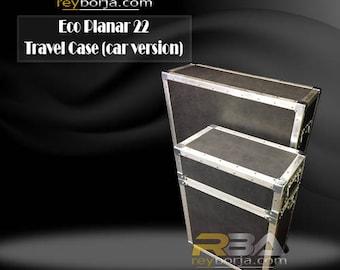 ECO PLANAR  22 Travel Case (Car Version - Set of 2 Cases)
