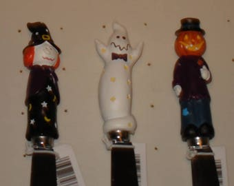 Halloween Cheese Spreaders