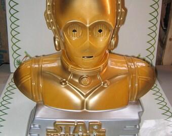 C-3PO Cookie Jar