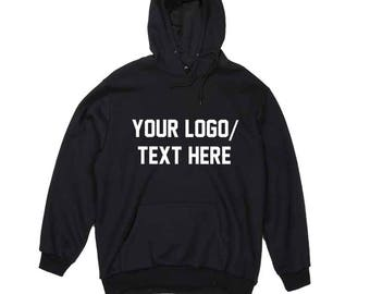 Custom Hoodie Hoody Your own Text, Design, Logo  Business Church Organization School Team