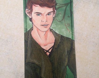 Bookmark Peter Pan / Marque Pages Peter Pan