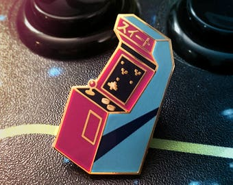 Sweet Arcade Hard Enamel Pin lapel pin