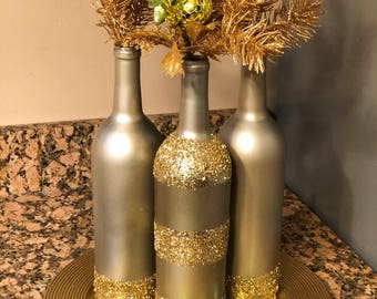 Holiday Cheers - Gold