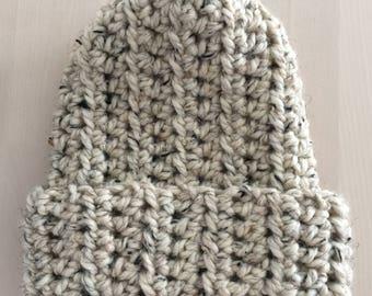 Chunky Winter Hat, Beanie