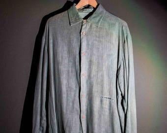 Stone Island Shirt/Overshirt MADE IN ITALY circa 1990s