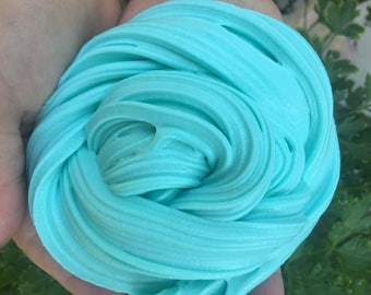 Blu* Cotton Candy Butter Slime (Scented)