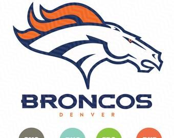 Broncos | Etsy