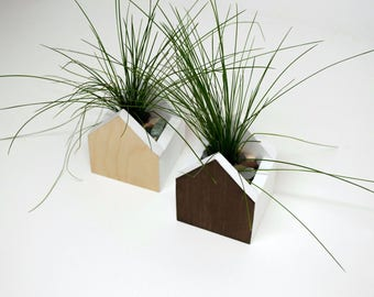 office planter. planter boxes wooden flower cactus pot succulent plant office