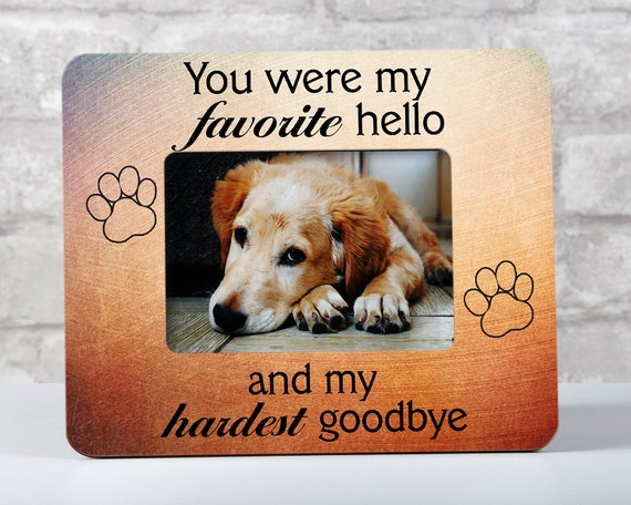like this item - Dog Memorial Frame