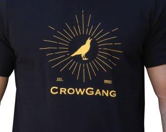 T-shirt Valhalla CrowGang