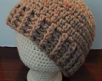 Stone Tweed Hat