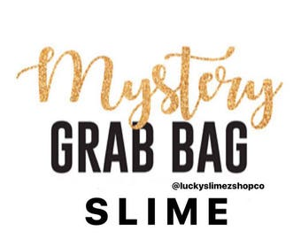 Random Grab Bag Slime