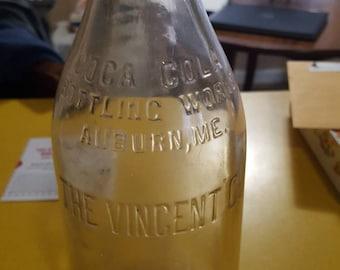 Old Coca Cola bottle Aubun Me