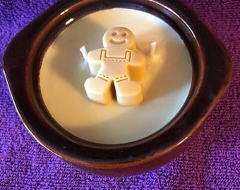 Gingerbread Crock Pie Candle