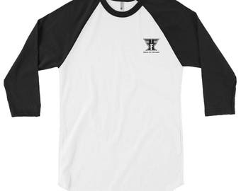 3/4 sleeve raglan shirt (Limited Collection)
