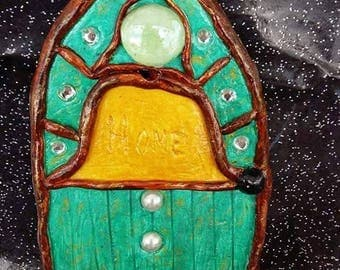 Handmade Fairy Doors..make your tree a fairy home