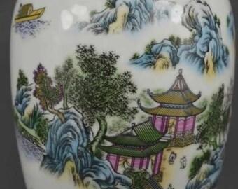 Jingdezhen Chinese Fine porcelain vase