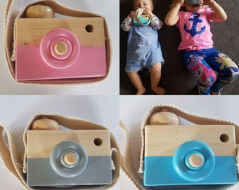 Wooden Camera eco friendly