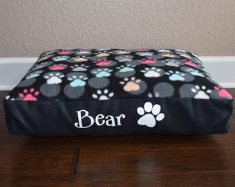 """24"""" Personalized Pet Bed"""