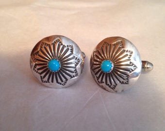 Mens cuff links