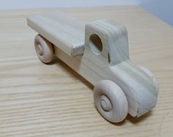 LTT3 Wooden Flat Truck