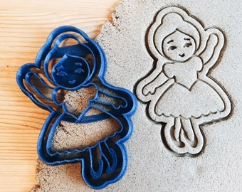 Mary Nutcracker Cookie Cutter