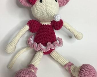 """Sofia """"The Ballerina  Mouse"""""""