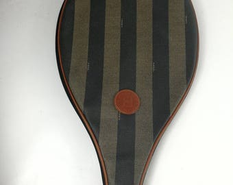 Fendi Vintage cover for racket racket case