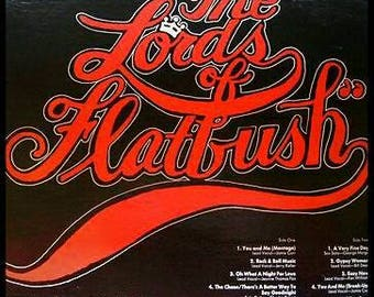 Lords of Flatbush Vinyl Soundtrack