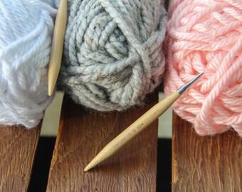 Custom Knit hat(newborn-adult)