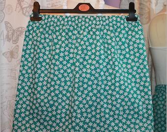 handmade 60s style skirt