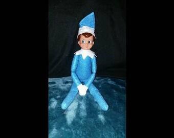 Elf on the Shelf Blue Boy