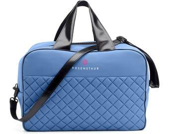 Neoprene Bag 48 Denim blue-The Weekender