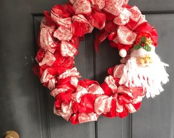 Hand made Ribbon wreaths
