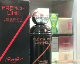 French Line pour Homme-Revillon Eau de Toilette 25ml Edt Splash