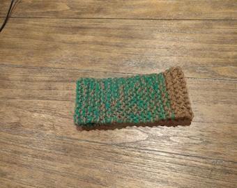 Handmade knit headband