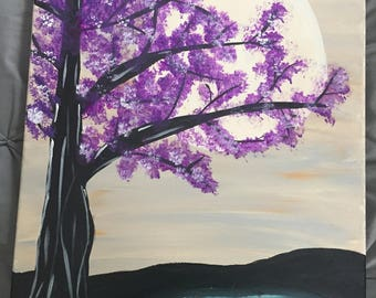 Purple Maple
