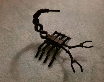 Welded Scorpion Home Decor Art Statue