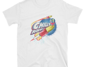 Chill'n Rocket t-shirt