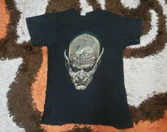 Vintage 80's Kreator tour t shirt