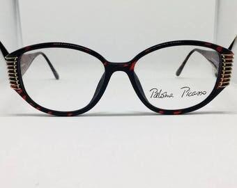 Paloma Picasso Rare Eyeglasses