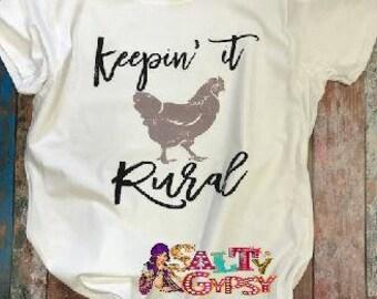 Keeping it Rural