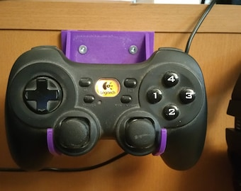 Wall Mount for game controller