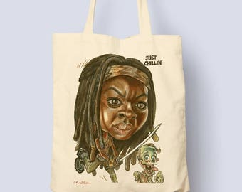Michonne goes Shopping