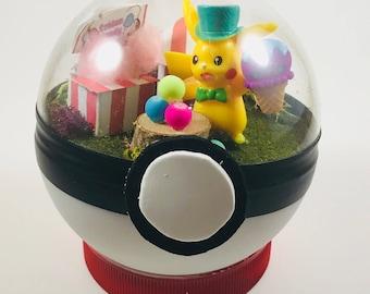 Pokemon Pokeball: Carnival Pikachu