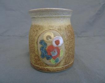 small harry horlock stringer fulham pottery ? mug