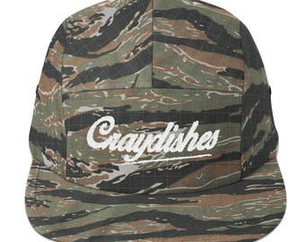 Craydishes Five Panel Cap