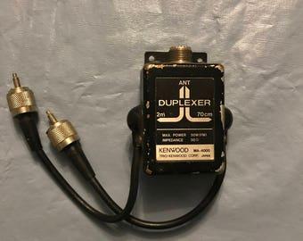Ke wood MA-4000 Antennae Duplexer