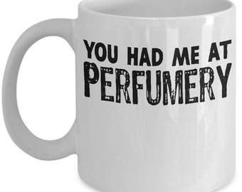 Funny Perfumery Mug For Perfume Students Coffee Mug / Tea Cup - High Quality Ceramic, Gift Idea for Mom, Daughter, Aunt